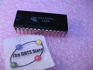 TMS4024NC-Texas-Instruments-9x64-Storage-Buffer-FIFO-IC-Plastic-4024-NOS-Qty-1