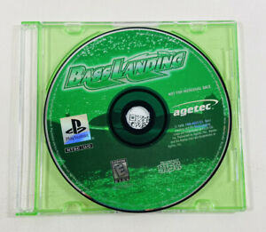 Bass Landing Sony Playstation One PS1 PSX Game Disc Only ML139