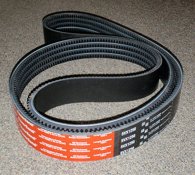 D/&D PowerDrive 3//5VX2000 Banded Cogged V Belt