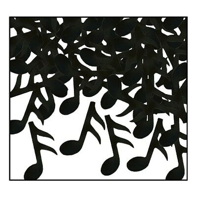 Musical Notes Confetti - 28 g - 50's Rock & Roll Party Decorations - Music Note