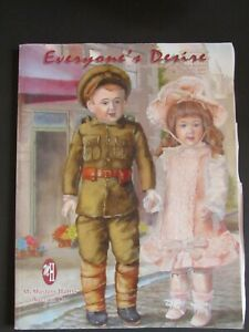 Everyone S Desire Antique Vintage Collectible Doll Auction Book 169 Pages Of Ebay