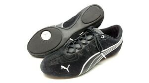 Puma Womens Driving Shoes Size 8 Suede