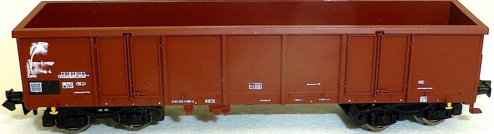 FS Wagon de Marchandises Ougreen Type Construction Eaos EP IV Fleischmann 828333