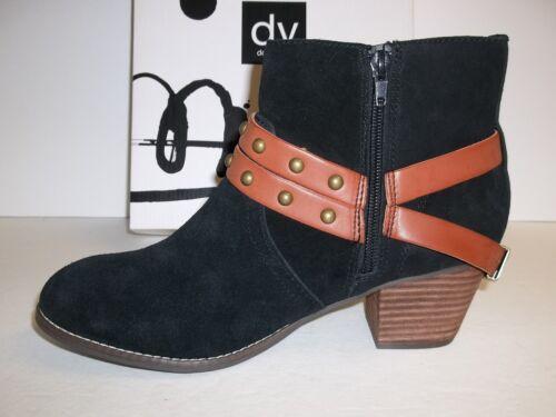 Dolce Jacy en Chaussures Size Vita New daim Bottines Femmes 8 Nouvelles noires Dv M 8wXPk0NnO
