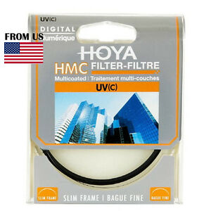 Genuine-HOYA-HMC-UV-C-55mm-Camera-Lens-Multi-coated-Digital-Slim-Frame-Filter