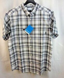 3c1bd5124ed Columbia Men's Rapid Rivers II Short Sleeve Shirt Medium NWT *New ...