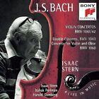 Bach: Violin Concertos; Double Concerto; Concerto for Violin & Oboe (CD, May-1995, Sony Classical)