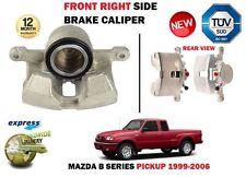 für Mazda B SERIE PICKUP 2.5D 2.5TD 1999-2006 Neu Vorder rechts Bremssattel