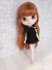 Takara 12 Neo Blythe Doll long Hair Nude Doll From