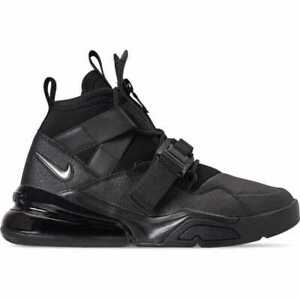 premium selection afea6 0ed0b Details about Nike Air Force Max 270 Utility Rare Black (AQ0572-002)  Multiple Sizes