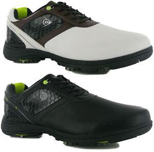 Dunlop Herren Biomimetic 100 Golfschuhe 41 42 43 44 45 46 47 Golf Schuhe neu