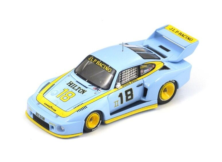Porsche 935  18 John Paul  Trans Am Champion  1979  Spark 1:43 / S4415