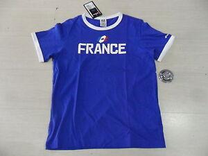 1218 Lotto L T-shirt Coton France Tricot Shirt Coton Coton Tee Jersey DernièRe Mode