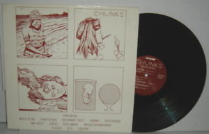 CHUNKS-SST-Raymond-Pettibon-Art-Black-Flag-Minutemen-Stains-Descendents-Vox-Pop