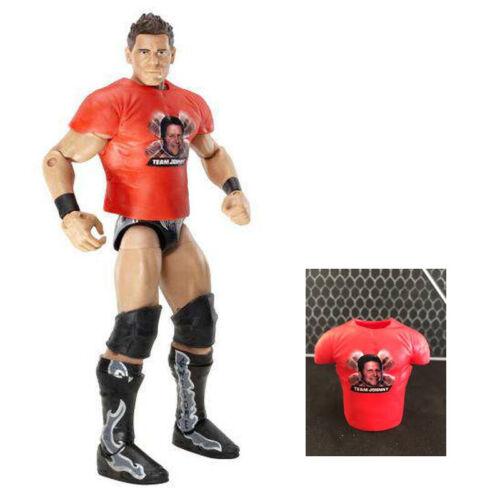WWE WrestleMania 28 Elite Exclusive The Miz Team Johnny Wrestling Action Figure
