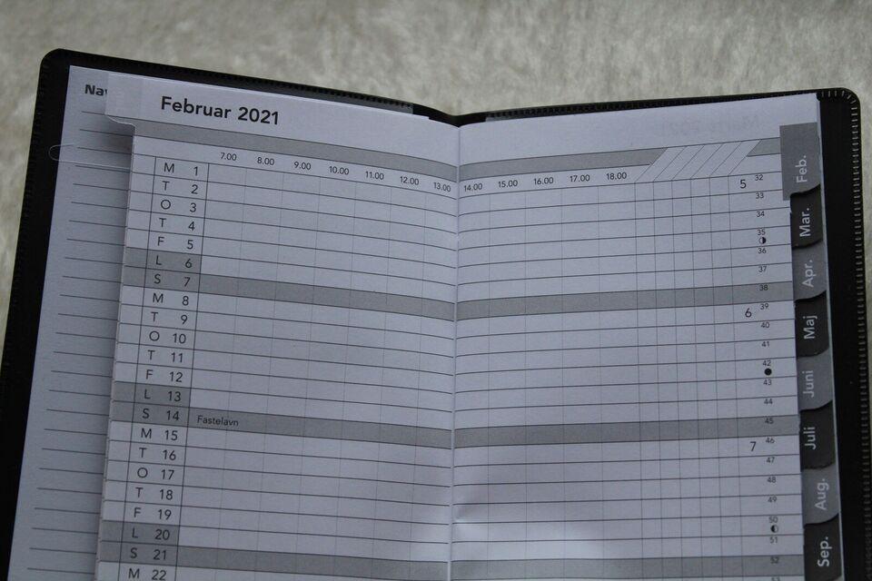 Kalender Mayland 2021