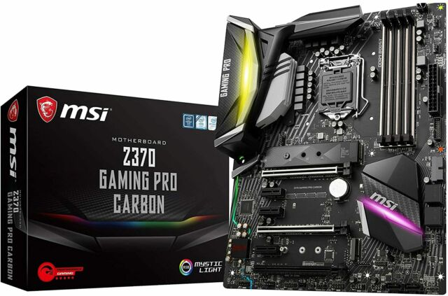 MSI Z370 Gaming M5 Socket- Best Motherboards for Core i7-8700k