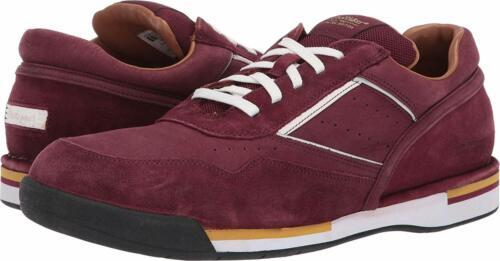 Rockport Men/'s Prowalker 7100 LTD Walking Sneakers Burgundy Size