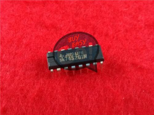 5PCS NEW Manu:TI Encapsulation:DIP-16 256-Bit High SN74S201N SN74S201