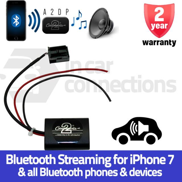 CTAVX1A2DP Vauxhall Astra A2DP Bluetooth Streaming Interface Adapter iPhone 7