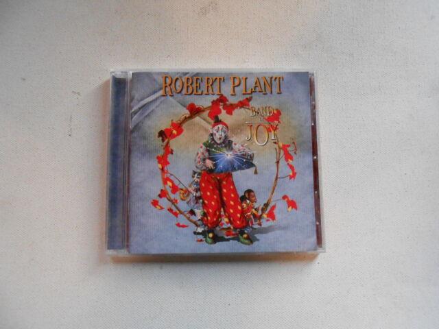 ROBERT PLANT (MEMBER OF LED ZEPPELIN) BAND OF JOY-12 TRACK CD-NEW-AUSTRALIA-2010
