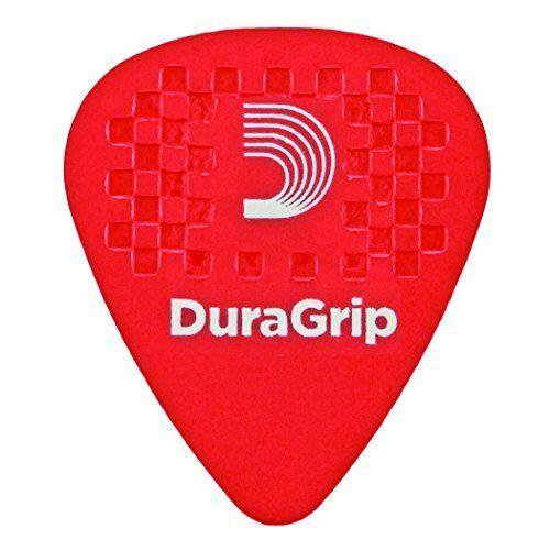 10pk D/'Addario DuraGrip Picks Super Light