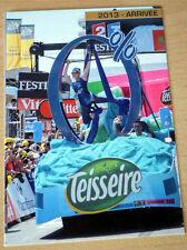 Cyclisme - Carte postale caravane TEISSEIRE - Tour de France 2013 - modèle 3
