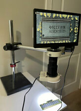 Scienscope Mac3 Pk5s E2d Macro Digital Inspection System With Compact Led On