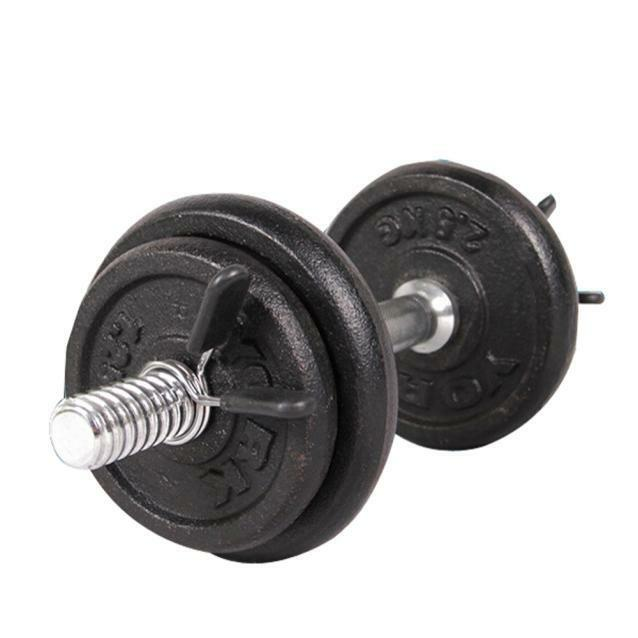 2pcs 25mm Barbell Gym Weight Bar Dumbbell Lock Clamp Spring Collar Clips  for sale online  536b733e7b5c