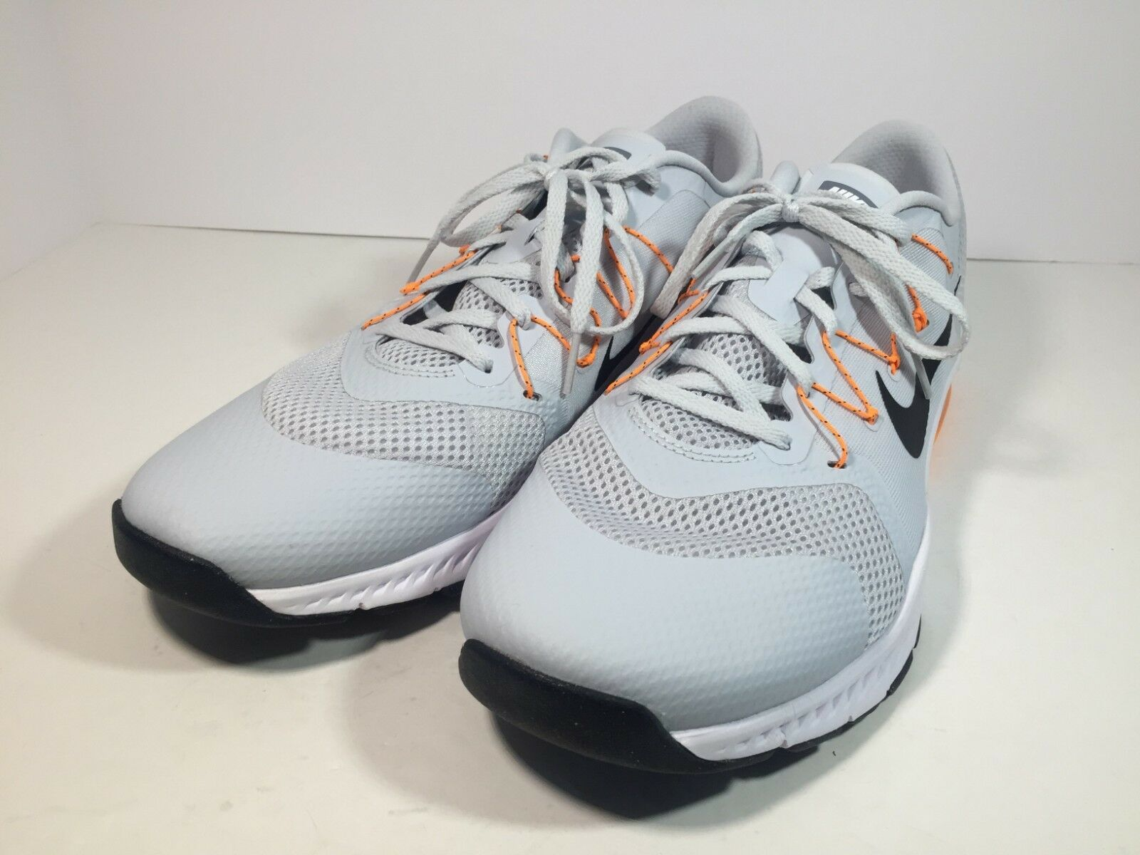 outlet store 88118 19b73 nike nike nike zoom train complete pure platinum black bright citrus cool  grey