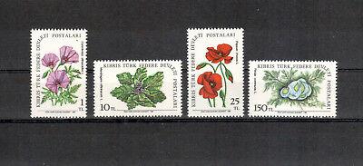 Freundschaftlich Türk.zypern Michelnummer 101-104 Postfrisch Dinge Bequem Machen FüR Kunden europa:5237
