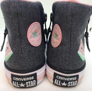 Converse Chuck Taylor All Star Sport Zip Watermelon High Top