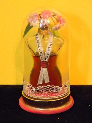 Shocking De Shiaparelli Perfum  in Glass Dome- Paris- Exquisite! - Hard to Find!