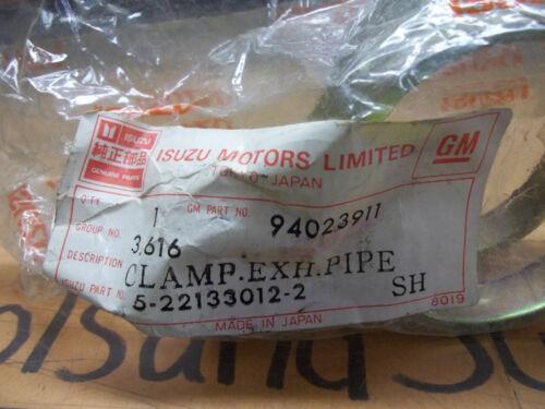 +Isuzu 5-22133012-2 Exhaust Pipe Clamp 94023911