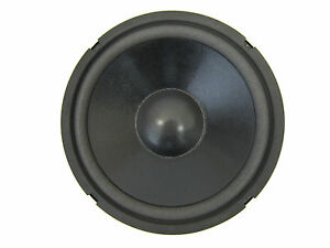 new 10 dvc subwoofer speaker woofer bass ten inch dual voice ebay. Black Bedroom Furniture Sets. Home Design Ideas