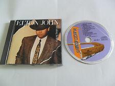 ELTON JOHN - Breaking Heart (CD 1984) WEST GERMANY Pressing