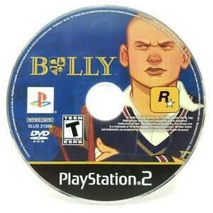 Bully-Sony-PlayStation-2-PS2-Game-Only