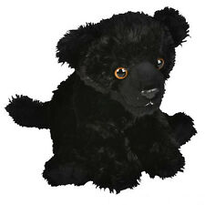 "Adventure Planet Black Panther Plush Toy - Super-Soft 10"" Stuffed Animal"