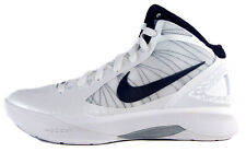 New Nike 454143-100 Zoom Hyperdunk White Men's Basketball Shoes Size 12 Us