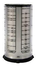 Fox Run KitchenArt Pro 2 Cup Adjust-A-Cup Dry Liquid Measuring Standard & Metric