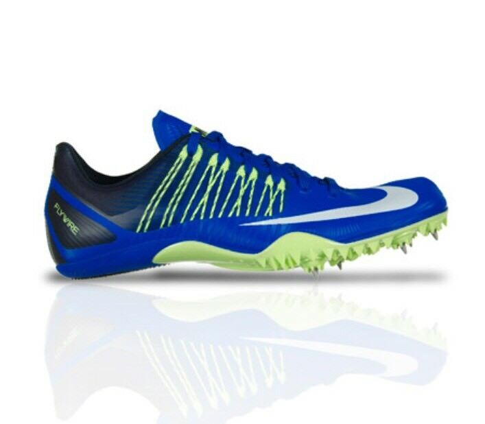 Nike Zoom No data 5 Azul Hombre Sprint Spikes pista 629226 413 Azul 5 cómodo casual salvaje d49460