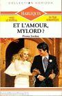 Livre de poche d'occasion - Et L'amour Mylord ? Penny Jordan
