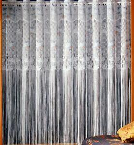 Gardine-Store-Fadengardine-Fadenvorhang-weiss-bunt-Vorhang-Borduere-Schwalbe-Typ17