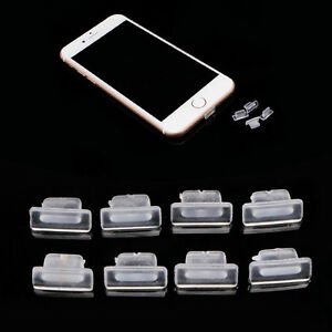 100pcs-Earphone-Charger-Anti-Dust-Silicone-Dock-Plug-Cap-Stopper-For-iPhone-6-5S