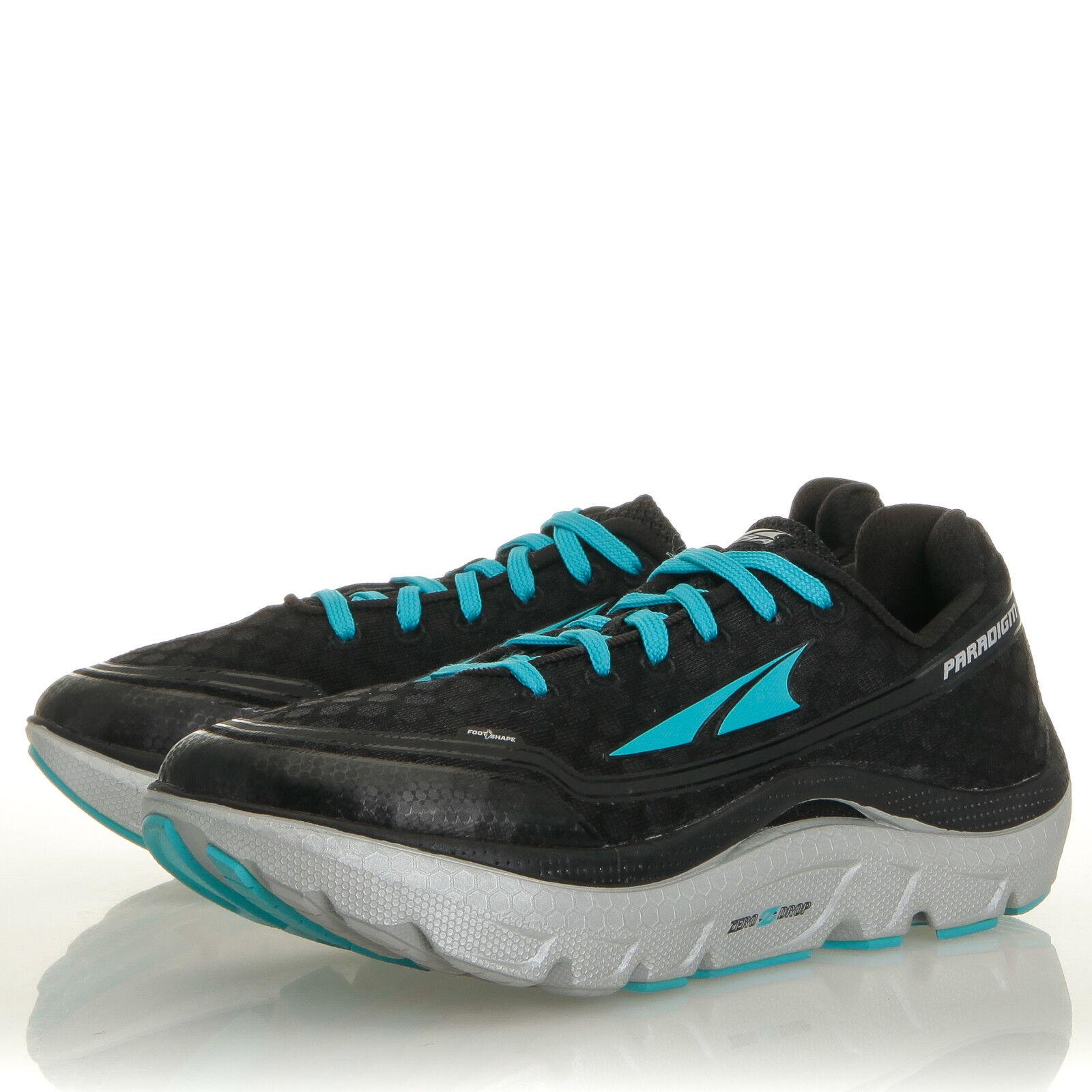 Altra Altra Altra paradigma de caída cero 1.5 Negro Azul Calzado para Correr-Para Mujer 7  descuento de ventas en línea