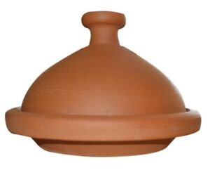Moroccan Cooking Tagine Cast Iron Pot with Lid Cast Iron Material Large Handmade 100/% Lead Free Safe Slow Cooker with Wooden Floor for Different Cooking Styles Various Sizes,18cm