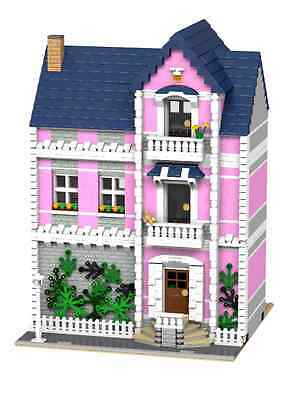 LEGO Modular Ladies Apartment INSTRUCTIONS ONLY! 10182 10224 10232 10243