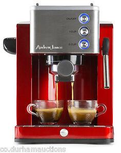 Andrew-James-Coffee-Espresso-Cappuccino-Maker-Machine