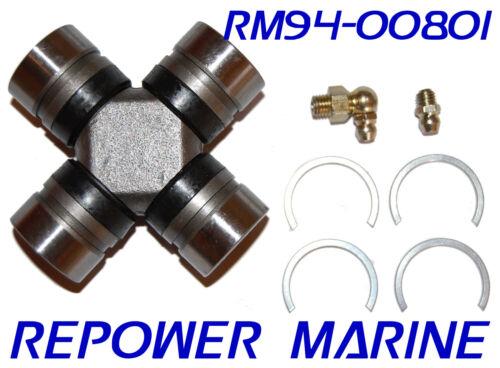 Standard U Joint for Mercruiser Alpha Gen I and Pre Alpha OMC Sterndrive
