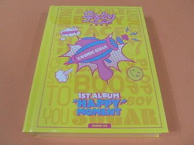 WJSN (COSMIC GIRLS) - Happy Moment (Moment Ver.) CD + Photocard + Sticker K-POP